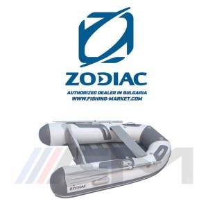 ZODIAC Cadet Roll-up - Надуваема моторна лодка с оребрено твърдо дъно 200 cm