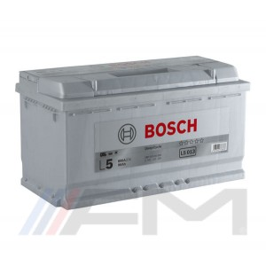 BOSCH L5 Акумулатор / полу-тягов - 90Ah 12V