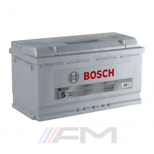 BOSCH L5 Акумулатор (полу-тягов) 90Ah 12V