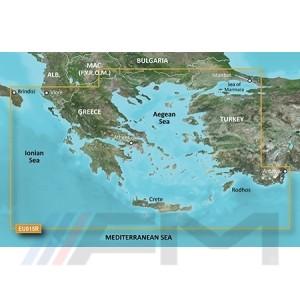 BlueChart g2 за Егейско и Мраморно море