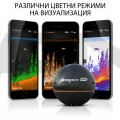 DEEPER Smart Sonar PRO+ - Безжичен двулъчев сонар Wi-Fi / GPS / BG Menu