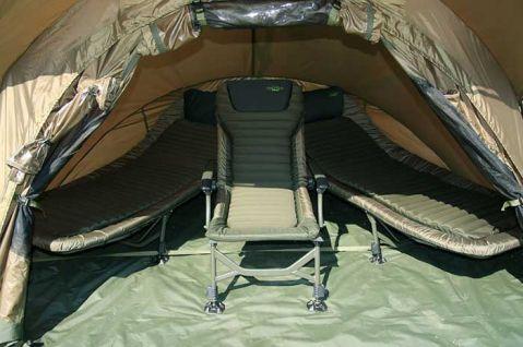 CARP PRO палатка за 2 легла и 1 стол CP7526