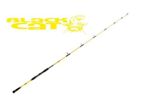 Black Cat Vertical LS - джиг сомска въдица за риболов от лодка