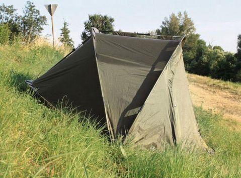 Green Hole Transformer Tent - палатка Black Cat