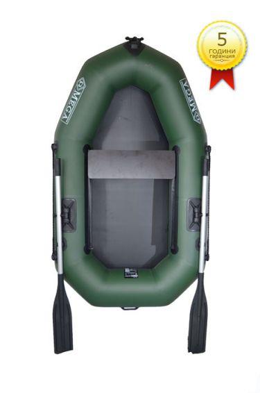 Евтина надувна лодка - Omega 190LP PS