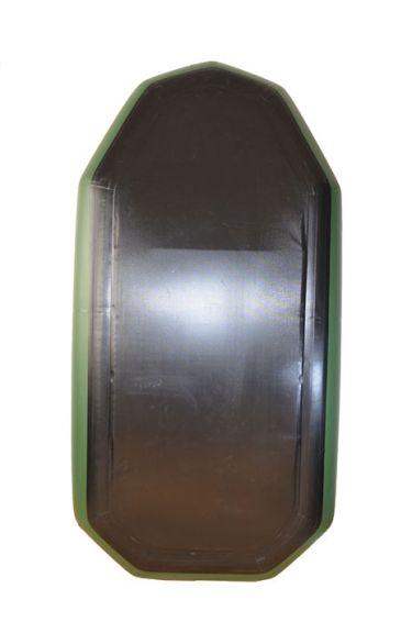 PVC лодка OMEGA с твърдо дъно и транец