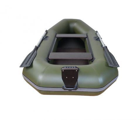 PVC гребна лодка с твърдо дъно и буртик - Omega Boat