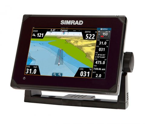 SIMRAD GO7 Touch Chartloptter Navigation Syse