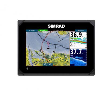 Simrad GO7 Сонар GPS