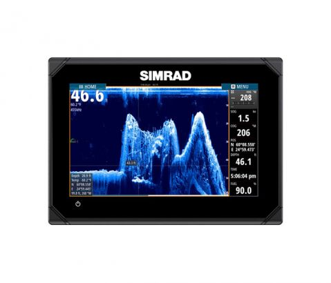 SIMRAD GO7 Сонар Touch Chartloter Navigation