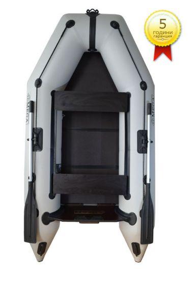 Omega - надувна ПВЦ лодка с 5 г. гаранция