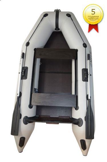 Надувна ПВЦ лодка за извънбордов мотор - OMEGA BOAT
