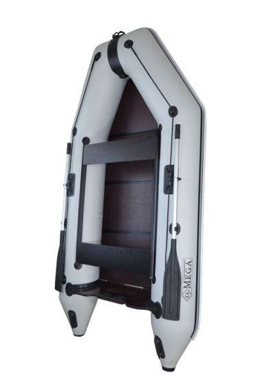 Omega Boat - лодка с твърдо дъно