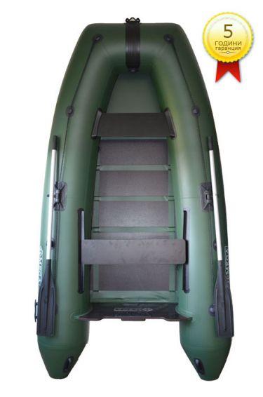 U-образен кил на лодка Omega