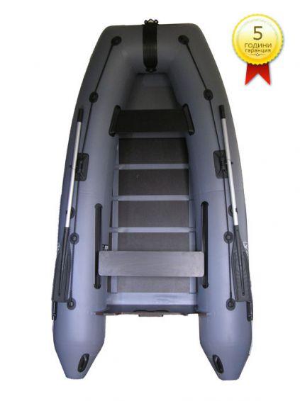 Надуваема лодка с V-образен кил Omega