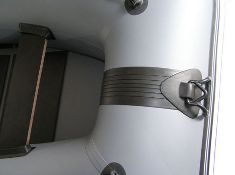 U-shaped keel motor boat OMEGA MU310