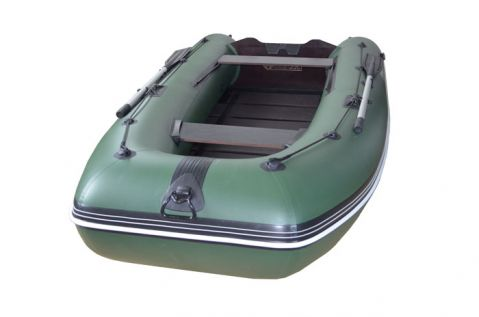 MU310 надувнамоторна лодка