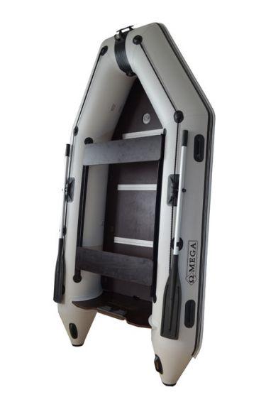 OMEGA - килова лодка с надувен кил О-300К