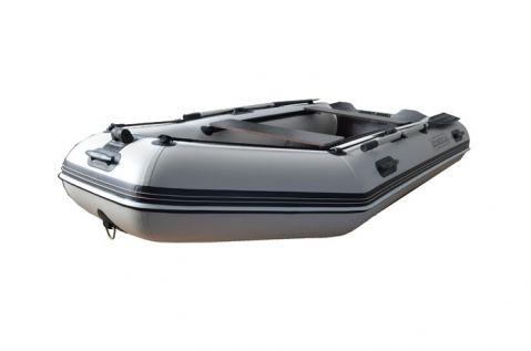 Украинска лодка с надувен кил 300К