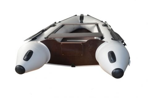 Лодка с твърдо дъно и надувен кил - OMEGA BOAT