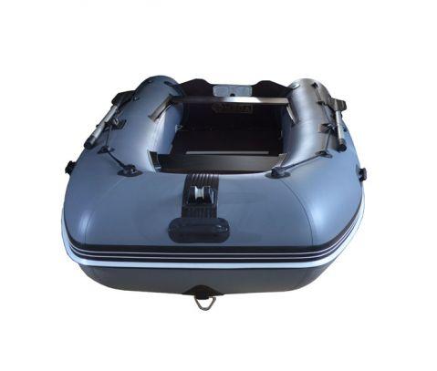 Тъмно сива надувна лодка OMEGA KU330