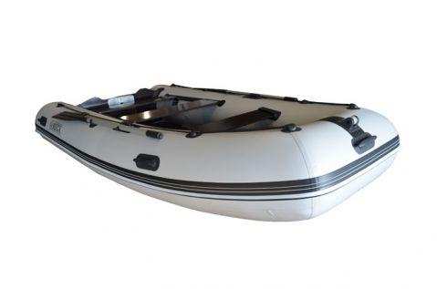 Лодка ОМЕГА с надувен кил 340KU