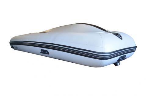 Надувна лодка с V-образен надуваем кил OMEGA 340KU