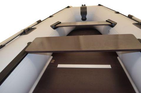 PVC лодка с надувен кил OMEGA