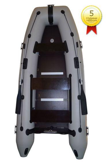 Голяма килова лодка за 6 човека - OMEGA