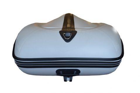 ПВХ лодка с надувен кил и твърдо дъно - OMEGA