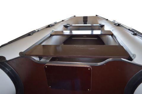 OMEGA BOAT - лодка с предпазен клапан