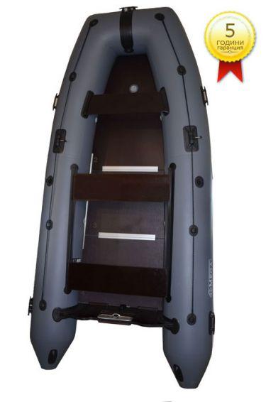 Лодка с голямо пространство - OMEGA BOAT 360KU