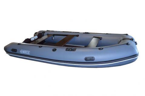 Килова лодка с надуваем кил 3.60 м. - ОМЕГА БОУТ