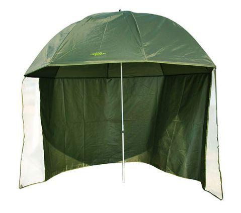 CARP PRO™ Чадър с тента HF 030-2 Ф 300 cm. - Storm Umbrella Tent