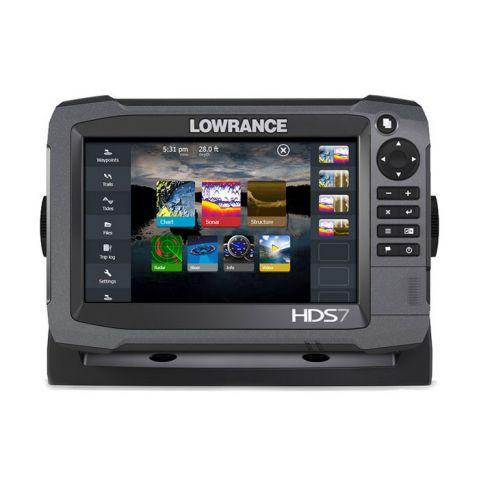 Lowrance HDS-7 Gen3 Combo