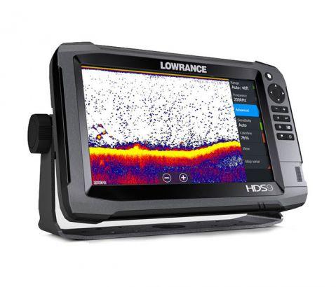 Lowrance HDS-9 gen3 Combo