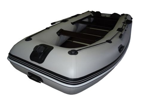 Моторна лодка с твърдо дъно - omega 360 KU0