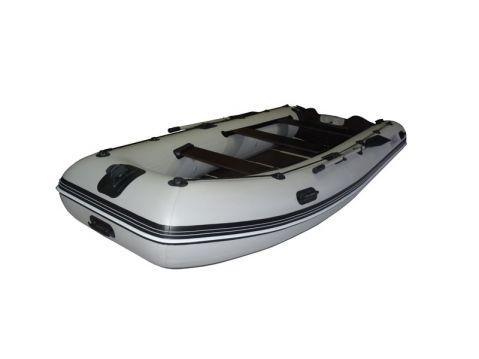 Надуваема лодк ас твърдо дъно - OMEGA 360 KU RT(PT)
