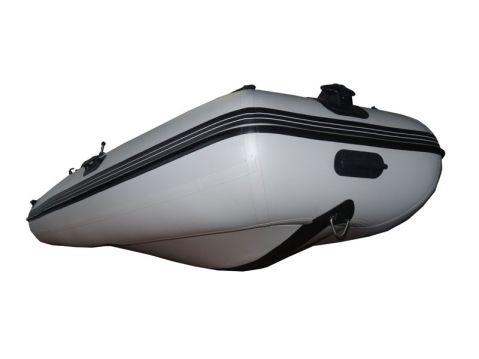 Лодка омега 330 KU с твърдо дъно