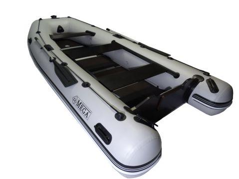OMEGA Надуваема моторна лодка с твърдо дъно и надуваем кил Ω360 KU RT(PT) SPH Luxury S-Edition