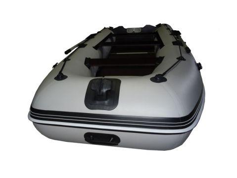 Надуваема моторна лодка с твърдо дъно OMEGA 360 KU