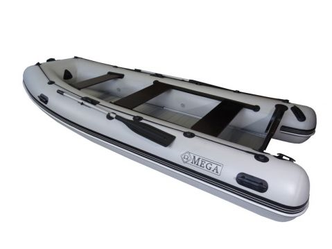 ОМЕГА 360 KU  - надуваема лодка