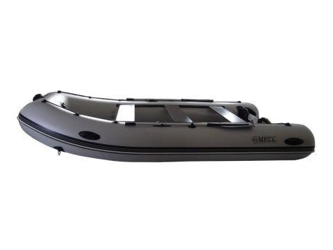 OMEGA Надуваема моторна лодка с твърдо дъно и надуваем кил Ω400 KU RT(PT) SPH(ALM) Ultimate S-Edition
