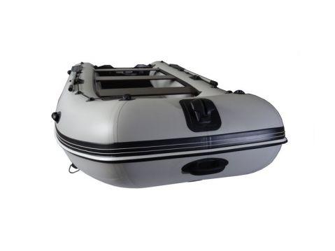 Надуваема лодка с надуваем кил и тврдо дъно OMEGA 450 KU