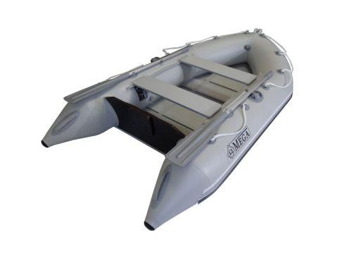 OMEGA Надуваема моторна лодка с твърдо дъно Ω260 MV-LSF Premium Edition