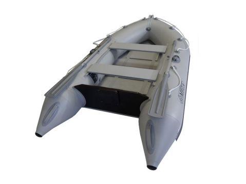 OMEGA Надуваема моторна лодка с твърдо дъно Ω270 MV-LSF Premium Edition