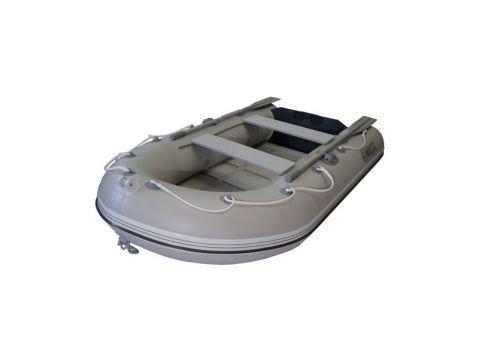 Надувама моторн алодка с твърдо дъно и надуваем кил - OMEGA 280 MV-LSF