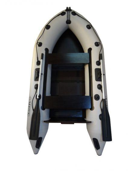 OMEGA Надуваема моторна лодка с твърдо дъно Ω290 MV-BF Premium Edition