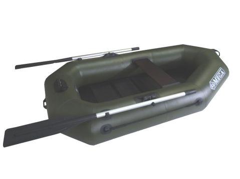 Надуваема гребна лодка с твърдо дъно OMEGA