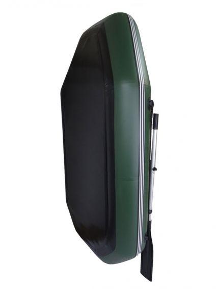 Omega 220 - надуваема гребна лодка с твърдо дъно